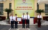 Công bố Quyết định thành lập Bảo tàng Mặt trận Tổ quốc Việt Nam