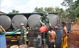 'Giọt nước nghĩa tình' quân dân biên giới