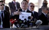 Truyền thông Brazil tẩy chay Tổng thống vì phóng viên bị quấy rối