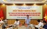 Đẩy mạnh cải cách hành chính trong cơ quan Mặt trận Trung ương