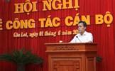 Ông Hồ Văn Niên được bầu giữ chức Bí thư Tỉnh uỷ Gia Lai