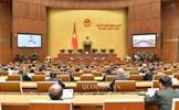 Thông cáo báo chí số 10 Kỳ họp thứ 9, Quốc hội khóa XIV
