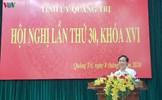 Bầu Phó Bí thư Tỉnh uỷ Quảng Trị: 59% đại biểu đồng ý