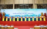 Sun Group khai trương tuyến cáp treo dài gần 4km tại Cát Hải - Hải Phòng