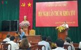 Hôm nay, Quảng Trị bầu Chủ tịch tỉnh sau 4 tháng khuyết lãnh đạo