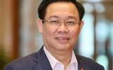Quốc hội chính thức miễn nhiệm Phó Thủ tướng Vương Đình Huệ