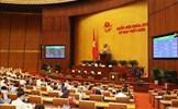 Thông cáo báo chí số 13, Kỳ họp thứ 9, Quốc hội khóa XIV