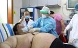 Thanh niên nhập viện vì tăng 101 kg trong 5 tháng giãn cách COVID-19