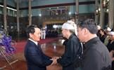 Lãnh đạo Đảng, Nhà nước, MTTQ Việt Nam viếng ông Trần Quốc Hương