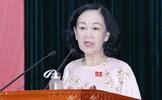 Bà Trương Thị Mai: Người làm dân vận phải phải gần dân, hiểu dân