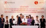 SeABank và Kho bạc Nhà nước ký Thỏa thuận hợp tác thu ngân sách và thanh toán điện tử