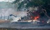 Rơi máy bay ở Mexico, 6 người tử nạn