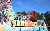 Carnival đường phố ở thành phố biển Sầm Sơn làm nức lòng hàng ngàn du khách