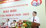 Ông Hầu A Lềnh tái đắc cử Bí thư Đảng ủy cơ quan Trung ương MTTQ Việt Nam
