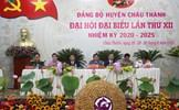 Đại hội Đảng bộ huyện Châu Thành, Đồng Tháp bầu trực tiếp Bí thư