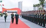 Chủ tịch Quốc hội làm việc với Tập đoàn Viettel