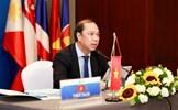 Các quan chức cao cấp ASEAN trao đổi về hợp tác phòng chống Covid-19
