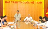 Công đoàn cơ quan Trung ương MTTQ Việt Nam sơ kết công tác 6 tháng đầu năm