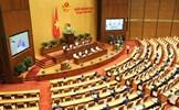 Họp Quốc hội trực tuyến: Tiết kiệm chi phí, thuận lợi cho các đại biểu