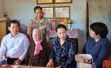 Chủ tịch Quốc hội Nguyễn Thị Kim Ngân thăm gia đình chính sách tại Bà Rịa - Vũng Tàu