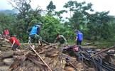 Hà Giang di dời người dân ra khỏi vùng bị ngập sâu, sạt lở đất