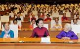 Chủ tịch Quốc hội Nguyễn Thị Kim Ngân gặp mặt đoàn đại biểu các Mẹ Việt Nam Anh hùng