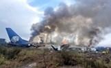 Rơi máy bay ở Thuỵ Sĩ, 4 người thiệt mạng