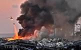 Chính phủ Liban từ chức sau thảm kịch nổ hóa chất Beirut