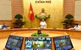 Thủ tướng: Xây dựng chiến lược chống dịch hiệu quả cả về kinh tế và y tế ở từng địa phương