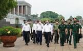 Thủ tướng đồng ý mở cửa trở lại Lăng Chủ tịch Hồ Chí Minh từ 15/8