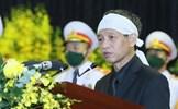 Lời cảm ơn của Ban Tang lễ và gia đình đồng chí Lê Khả Phiêu