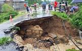 6 người chết do ảnh hưởng của mưa lớn, lũ quét, sạt lở đất