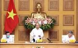 Thủ tướng chủ trì phiên họp Tiểu ban KT-XH về bổ sung, cập nhật các dự thảo văn kiện