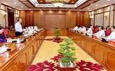 Bộ Chính trị làm việc với 12 Đảng bộ chuẩn bị đại hội nhiệm kỳ 2020 - 2025