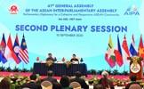 Đại hội đồng AIPA 41 thông qua Thông cáo chung