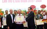 Đẩy mạnh phong trào thi đua ái quốc trong đồng bào Công giáo Việt Nam