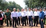 Kiểm tra tiến độ dự án Sân bay Long Thành