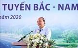 Thủ tướng Nguyễn Xuân Phúc phát lệnh khởi công cao tốc Mai Sơn - Quốc lộ 45