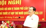 Chủ tịch Trần Thanh Mẫn tiếp xúc cử tri tại huyện Cờ Đỏ, TP. Cần Thơ