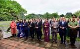 Lãnh đạo TP Hà Nội dâng hương tưởng niệm Đức vua Lý Thái Tổ