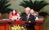 Tổng Bí thư, Chủ tịch nước Nguyễn Phú Trọng: Tạo chuyển biến toàn diện, phát triển Hà Nội nhanh và bền vững hơn