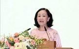 Đồng chí Trương Thị Mai: 'Dân vận khéo thì việc gì cũng thành công'