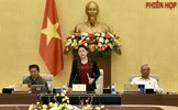 Khai mạc Phiên họp thứ 49 Ủy ban Thường vụ Quốc hội