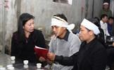 Hỗ trợ gia đình liệt sĩ, Thiếu tướng Nguyễn Hữu Hùng