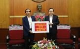 Tấm lòng từ nước bạn Lào gửi tới người dân miền Trung Việt Nam