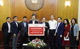 Nhiều cơ quan, doanh nghiệp tiếp tục ủng hộ nhân dân vùng lũ miền Trung