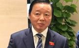 Bộ trưởng Trần Hồng Hà: Thận trọng khi cấp phép thuỷ điện nhỏ