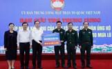265 tỷ đồng ủng hộ và đăng ký ủng hộ đồng bào các tỉnh miền Trung