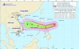 Siêu bão Goni giật cấp 17 sắp vào biển Đông