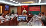 Thông cáo báo chí kỳ họp 49 của Ủy ban Kiểm tra Trung ương